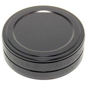 Kaavie – Aluminium Conteneur de filtres 67mm – Offre une parfaite protection contre des dommages de toutes sortes.