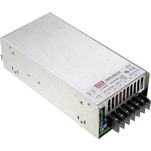 Module d'alimentation AC/DC, fermé Mean Well HRP-600-24 648 W