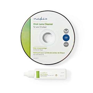 NEDIS nettoyant pour lentilles de CD pour lecteurs de CD, 20