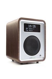 Ruark Audio DAB+ Tischradio R1 AUX, Bluetooth®, DAB+, UKW Nussbaum