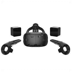 RVTYR Réalité virtuelle Casque VR Intelligent Lunettes VR Casque Cybercafés Casino, Noir, Taille Lunette Jeu Video (Color : Black, Size : One Size)