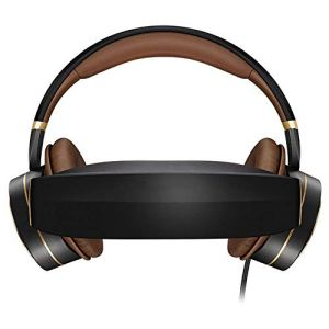 SCZZ Théâtre Mobile Virtuel 3D, 1080P Perception Visuelle HD Lunettes, Universel Réglable VR Casque Lunettes,Noir