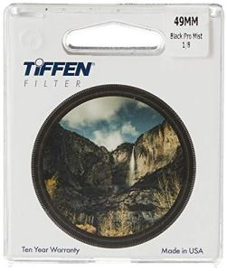 Tiffen 49BPM18 Filtre Black Pro-Mist 1/8 49 mm
