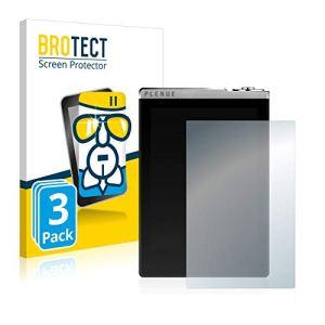brotect Protection Ecran Verre Compatible avec Cowon Plenue D (3 Pièces) Film Protecteur Vitre 9H Anti-Rayures, AirGlass