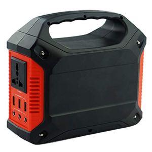 Génératrices portatives Générateur de station solaire alimenté par 42000mAh, 155 Wh CPAP Battery Pack 3 * USB 5V-2.1A / 3 * DC 12V Panneau solaire Alimentation chargée pour les voyages de camping et