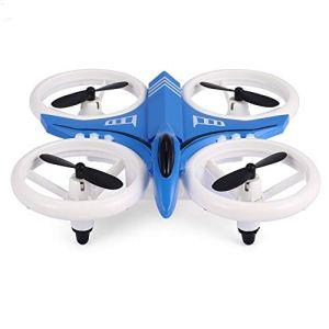 Jose9a ® Mini Drone Quadcopter 4CH incassable Micro Flight Drone RC télécommande Hélicoptère Jouets pour Enfants