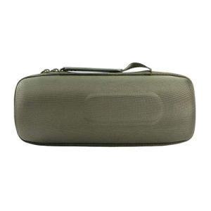 co2CREA Dur Étui de Voyage Rigide Housse Cas pour JBL Charge 4 Enceinte Bluetooth Portable(boîte Seule) (Vert 2)