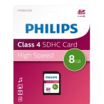Philips FM08SD35B/10 8192 Mo Carte mémoire SDHC