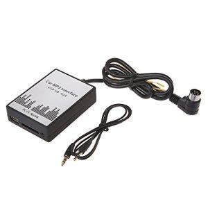Runrain USB SD AUX de Voiture Lecteur de Musique MP3Adaptateur pour Volvo Hu-Series C70S40/60/80XC/C70