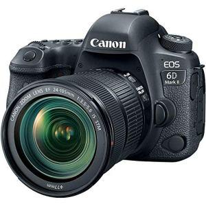 Canon EOS 6D Mark II Reflex numérique + EF 24-105mm F/3.5-5.6 IS STM
