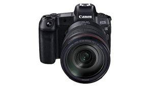 CANON EOS R + RF 24-105mm f/4L is USM + Bague EF-EOS R
