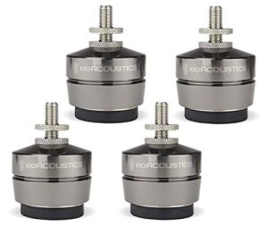 Isoacoustics Gaia III Isolation palets (lot de 4)