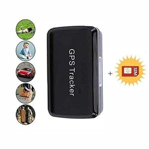 Mini étanche Appareil de Suivi avec Aimant Puissant Long Veille GPS Tracker Locator pour Enfants Seniors Pets Cars Lm002