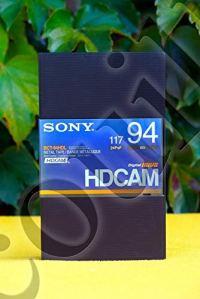 Sony HDCAM Bande, 94minutes, Bct-94hdl