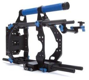 Support Rig Redrock ultraCage | Blue Field Cinema Bundle pour C100/300