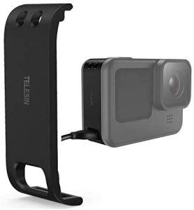 Taoric Couvercle Amovible pour Couvercle latéral de la Batterie pour GoPro Hero 9 Black
