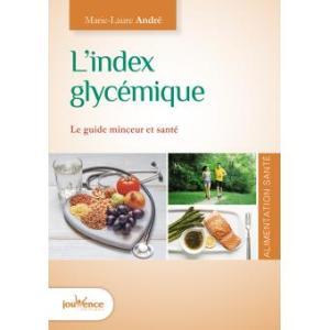 Livre L'index glycémique, Marie-Laure André, éditions Jouvence