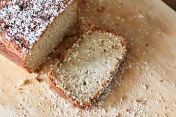 coconut bread-cake