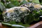 Frittata légère aux épinards IG bas