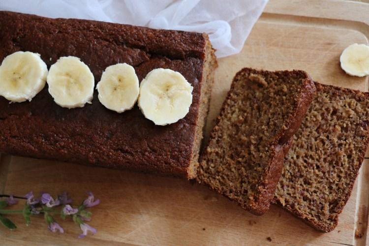 banana bread, IG bas