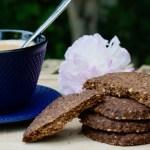 Biscuits aux flocons d'avoine et sarrasin
