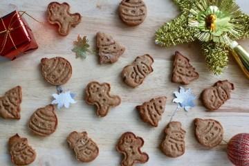 Biscuits de Noël IG bas