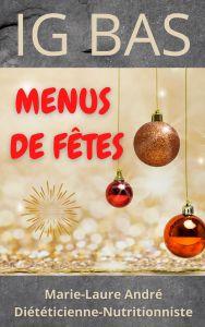 Ebook Menus de fêtes IG bas