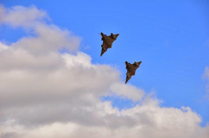 Patrouille de Mirage 2000 Lens 2012 ©Xavier Cotton