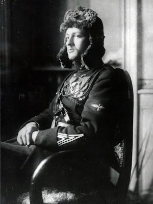 Georges Guynemer, début 1917