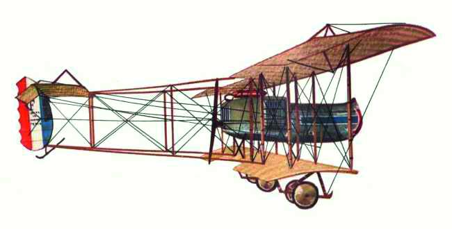 Farman F40 1915