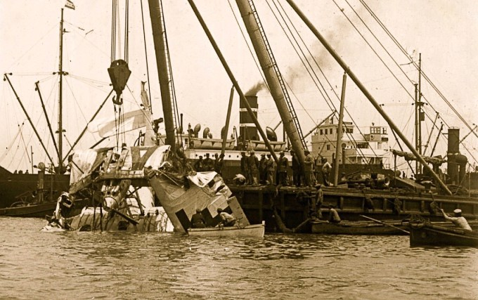 accident CAMS 53 Aeropostale F-AISX alger marseille 22 mai 1929