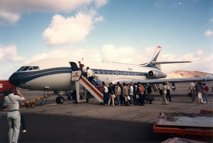 Caravelle F-BTJI