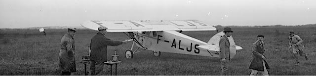 Potez 36/13 F-ALJS piloté par Jean CLAUDE © Jacques Hémet