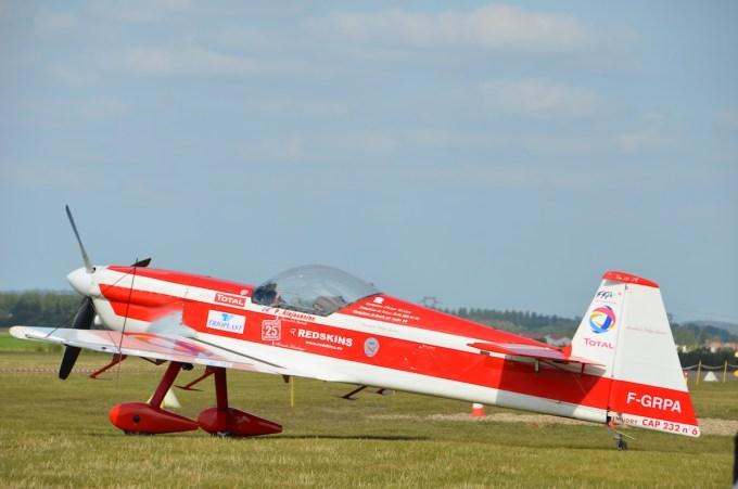 CAP 332 F-GRPA de l'Amicale de Voltige Aérienne ©Xavier Cotton