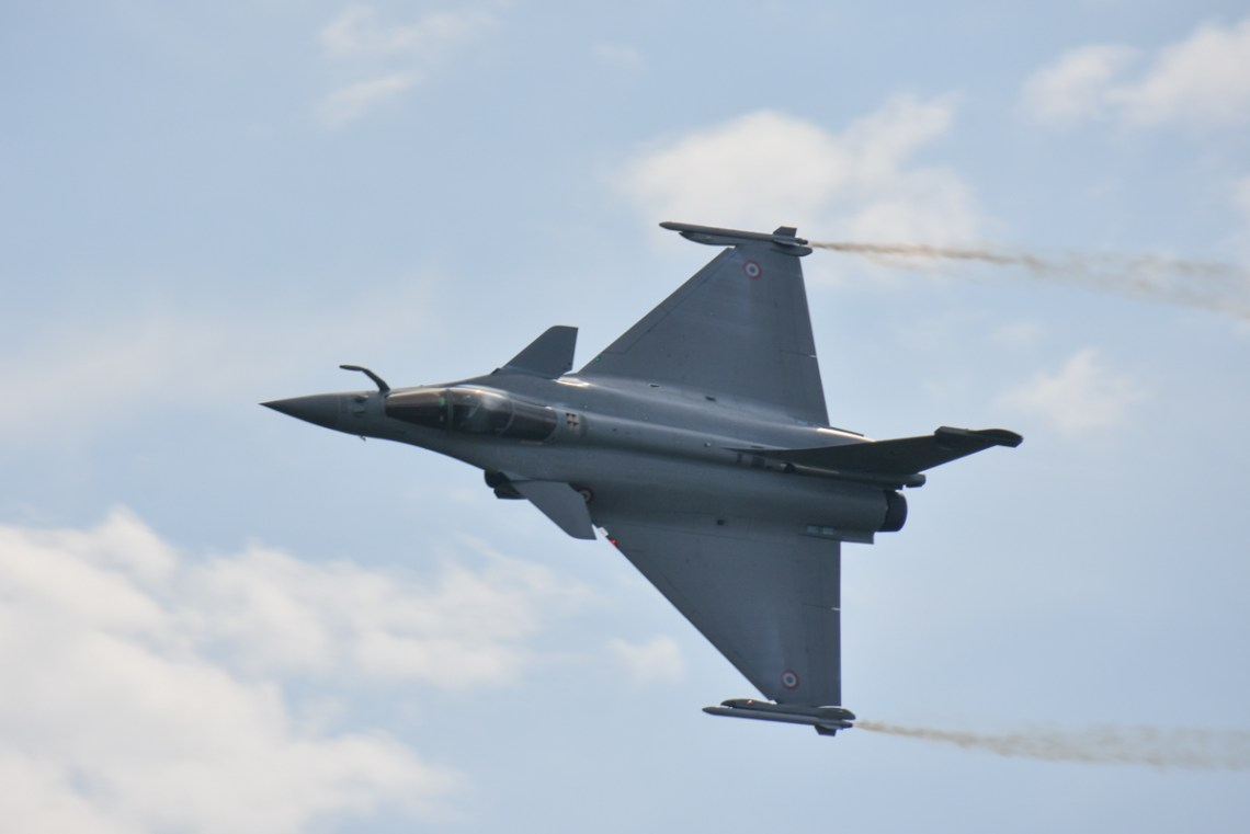"Rafale Solo Display piloté apr Jean-Guillaume MARTINEZ ""MARTY"""
