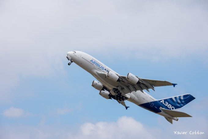 A380 Le bourget
