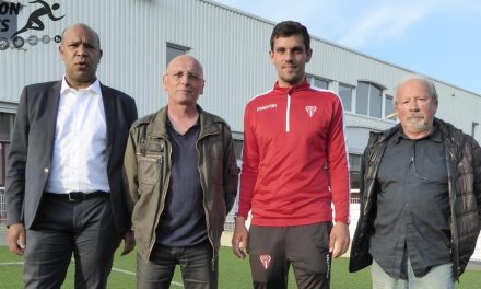 AS Avrillé Football : Présentation du staff séniors saison 2016/2017.