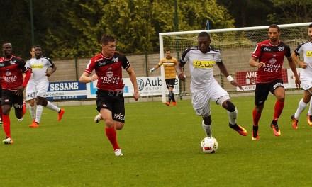 Festival de buts dans le match amical : Angers SCO – EA Guingamp (4-3)