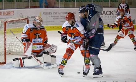 Résumé vidéo du match : Les Ducs d'Angers – Hockey Club Choletais.