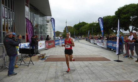 Mohamed MOUSTAOUI s'impose aux 10 km d'Angers.
