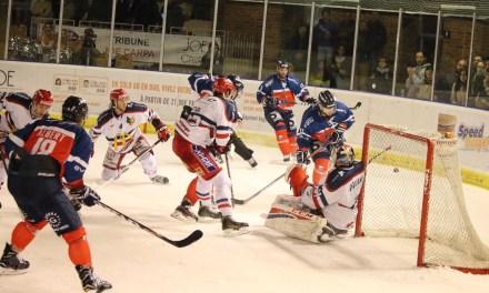 Nouvelle défaite des Ducs d'Angers au Haras, face à Grenoble, en prolongation (1-2).