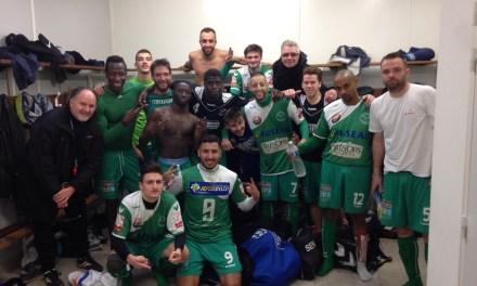 D2 (21e journée) : Avec cette victoire à la Jeune France (3-1), La Vaillante est proche du titre.