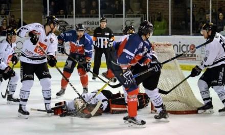 Ligue Magnus (40e journée) : Revivez en photos le match entre les Ducs d'Angers et les Gothiques d'Amiens.