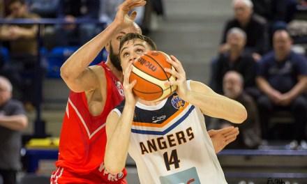 Revivez en vidéo, les meilleurs moments du match : Angers BC – Challans (81-90).