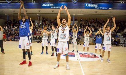 Revivez en vidéo, les meilleurs moments du match : Angers BC – Tarbes (96-75).