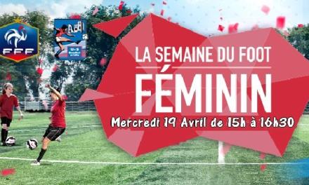 L'US Beaufort-en-Vallée organise une journée portes ouvertes au football féminin.