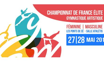 Championnat de France 2017 ÉLITE de Gymnastique Artistique Féminine et Masculine.
