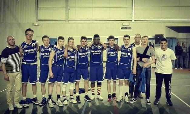 Les U17 de Jub-Jallais Basket Club en route pour le doublé !