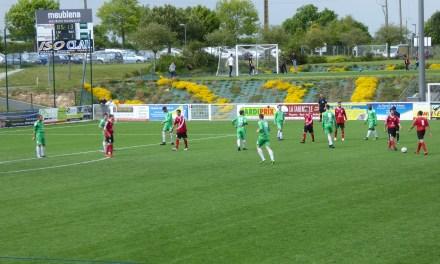 Revivez en vidéo, les meilleurs moments du match : ES Bouchemaine – UF Saint-Herblain (2-1).