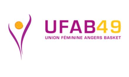 Journée club de l'Union Féminine Angers Basket 49.